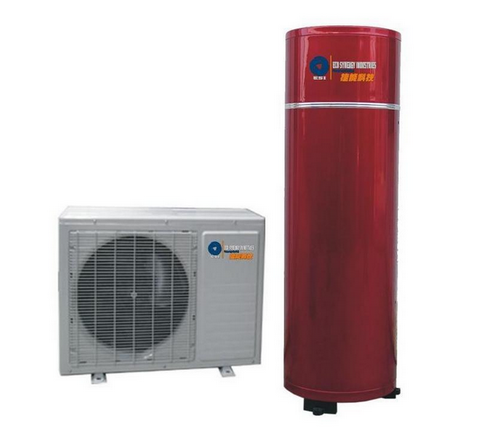 山东必威体育首页源热泵供暖