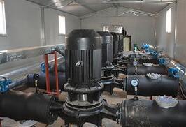 山必威体育首页源热泵供暖